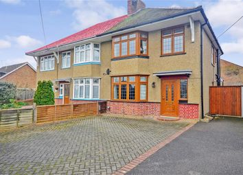 Thumbnail 3 bed semi-detached house for sale in Grange Road, Billericay, Essex