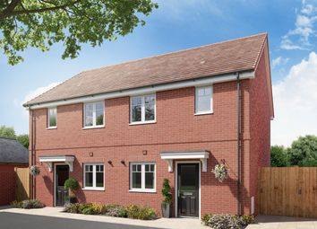 Thumbnail 2 bed semi-detached house for sale in Bedford Road, Houghton Regis, Dunstable