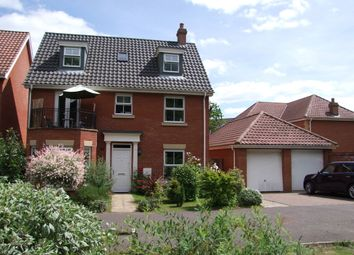 Thumbnail 5 bedroom detached house for sale in Tidy Road, Rendlesham, Woodbridge