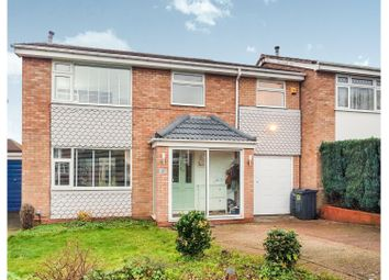 Thumbnail 4 bed detached house for sale in Paddock Drive, Birmingham