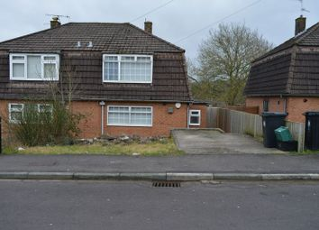 Thumbnail 2 bed semi-detached house to rent in Turtlegate Avenue, Bishopsworth, Bristol