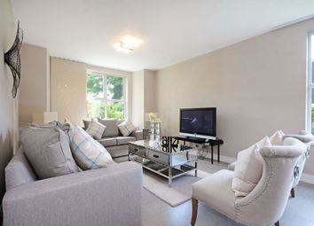 Thumbnail 3 bedroom flat to rent in St. Johns Wood Park, London