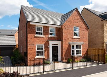 "Thumbnail 4 bed detached house for sale in ""Holden"" at Oak Road, Halstead"