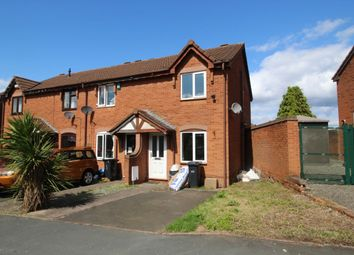 Thumbnail 2 bed semi-detached house to rent in Cromwell Street, Dudley