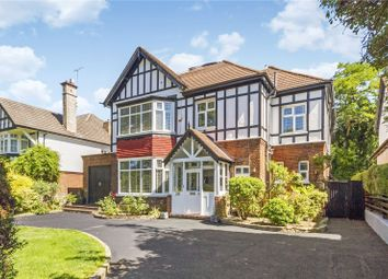 The Avenue, Hatch End, Pinner HA5. 5 bed detached house
