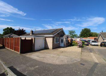 Thumbnail 3 bed detached bungalow for sale in Eastlands, Stradbroke, Eye