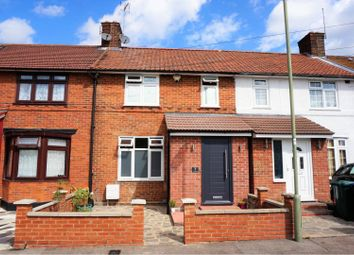 Thumbnail 2 bed terraced house for sale in The Meads, Edgware
