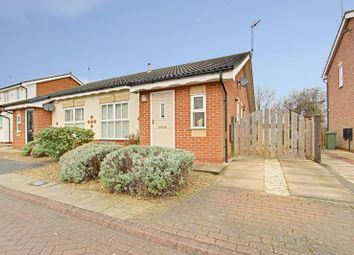 Thumbnail 2 bed semi-detached bungalow for sale in Marchant Close, Beverley
