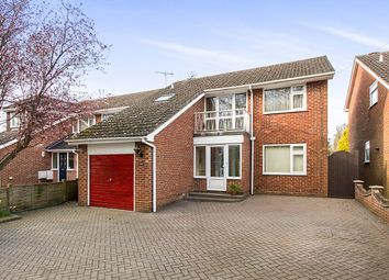 Thumbnail 3 bed detached house for sale in Hart Plain Avenue, Cowplain, Waterlooville