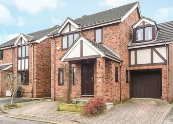 Thumbnail 4 bedroom detached house for sale in Markham Croft, Rawdon, Leeds