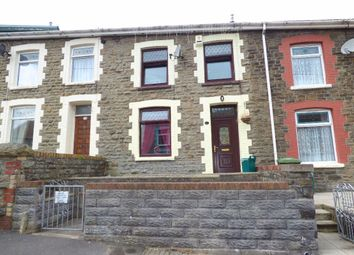 Thumbnail 3 bed terraced house for sale in Greenmeadow Terrace, Tonypandy