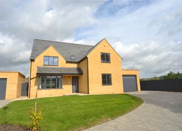Thumbnail 4 bed detached house for sale in Plot 4, Stow Road, Toddington