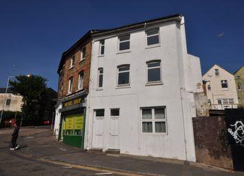 Thumbnail 4 bed maisonette to rent in Tontine Street, Folkestone