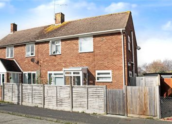 Thumbnail 3 bed semi-detached house for sale in Thorncroft Road, Littlehampton