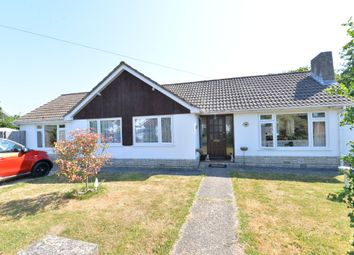 Thumbnail 2 bed detached bungalow for sale in St Mary Grove, Hordle, Lymington
