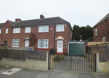Thumbnail 3 bed semi-detached house for sale in Grange Road, Fenham, Newcastle Upon Tyne