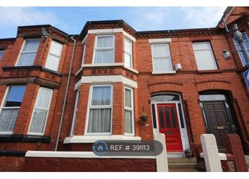 Thumbnail 3 bed terraced house to rent in Cassville Road, Liverpool