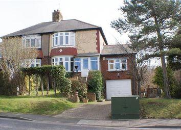 Thumbnail 4 bed semi-detached house for sale in Consett Park Terrace, Moorside, Consett