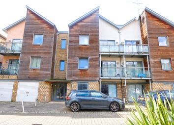Thumbnail 1 bed flat for sale in Marine House, Quayside Drive, Colchester