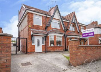 Thumbnail 3 bed semi-detached house for sale in Bedford Avenue, Mansfield