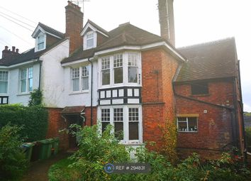 Thumbnail 1 bed flat to rent in Montacute Road, Tunbridge Wells