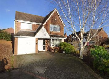 Thumbnail 4 bed detached house for sale in Royal Star Drive, Daventry