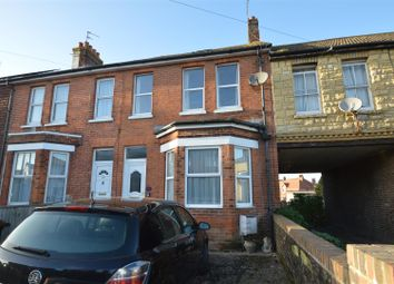 Thumbnail 3 bed terraced house for sale in St. James Road, Bexhill-On-Sea