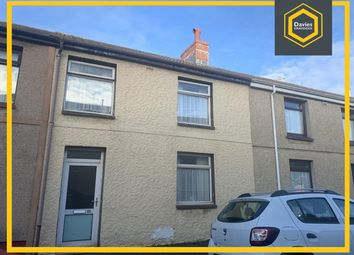 3 bed terraced house for sale in Florence Street, Llanelli SA15