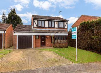 Thumbnail 4 bed detached house for sale in Linbridge Way, Luton