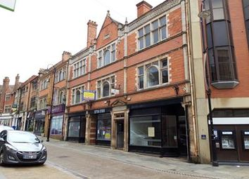 Thumbnail Retail premises for sale in 26/27 Market Street, Kettering, Northants
