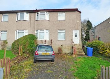 Thumbnail 2 bedroom flat for sale in Newcroft Drive, Croftfoot, Glasgow
