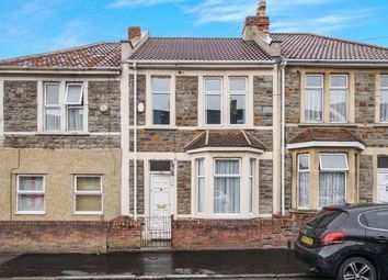 Thumbnail 2 bedroom terraced house for sale in Hillside Road, St George, Bristol