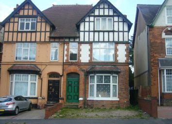 Thumbnail 5 bed semi-detached house for sale in City Road, Edgbaston, Birmingham