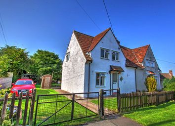 Thumbnail 3 bed semi-detached house for sale in Comrade Avenue, Shipham, Somerset
