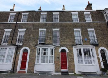 Thumbnail 3 bed terraced house for sale in Spencer Square, Ramsgate
