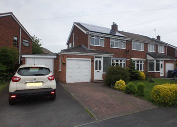 Thumbnail 3 bed semi-detached house for sale in Walkers Lane, Penketh, Warrington
