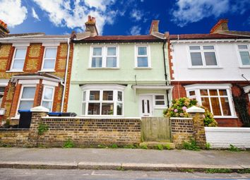Thumbnail 3 bed terraced house to rent in Rawdon Road, Ramsgate