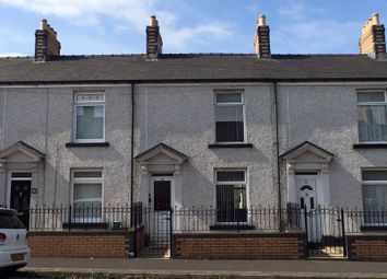 Thumbnail 2 bed terraced house for sale in Vernon Street, Swansea