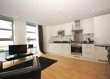 Thumbnail 1 bed flat to rent in Cobb Street, Spitalfields