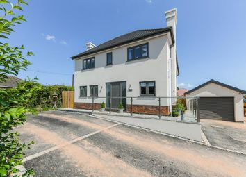 Thumbnail 4 bed detached house for sale in Epperstone Road, Lowdham, Nottingham