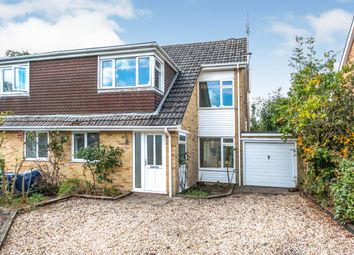 Thumbnail 3 bed semi-detached house to rent in Cutlers Place, Wimborne