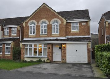 Thumbnail 4 bed property for sale in Crowswood Drive, Stalybridge