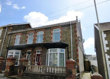Thumbnail 3 bed end terrace house for sale in Alexander Road, Pontycymer