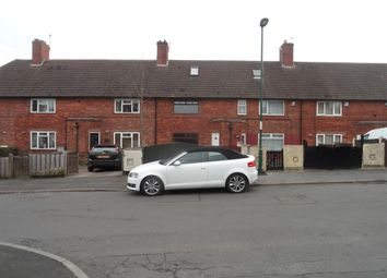 Thumbnail 3 Bed Terraced House To Rent In Linton Rise, Nottingham
