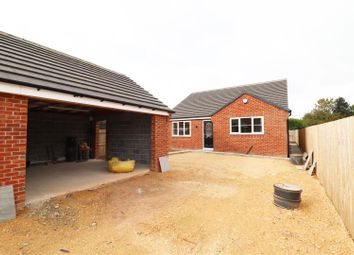 Thumbnail 3 bed detached bungalow for sale in Welbeck Road, Bolsover, Chesterfield