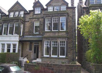 Thumbnail 2 bedroom flat to rent in Harlow Moor Drive, Harrogate