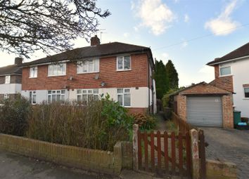 Thumbnail 2 bed flat to rent in Meadow Way, Reigate