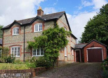 Thumbnail 4 bed detached house for sale in Alton Pancras, Dorchester