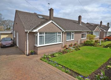 Thumbnail 3 bed semi-detached bungalow for sale in Extended Bungalow, Cefn Court, Newport