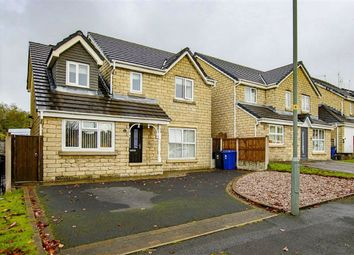 Thumbnail 4 bed detached house for sale in Loxley Gardens, Burnley, Lancashire